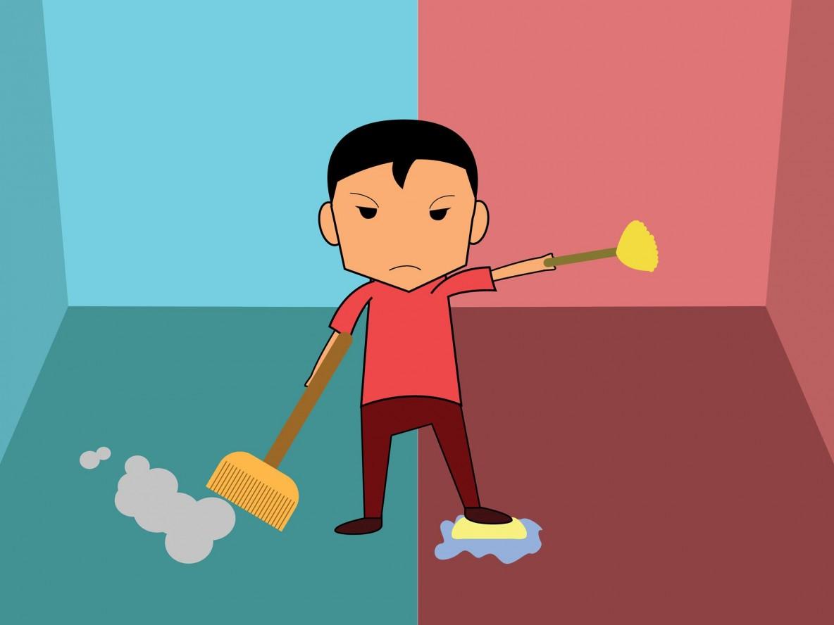 Airbnb rengøring