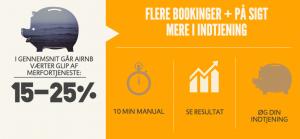 Airbnb erfaringer